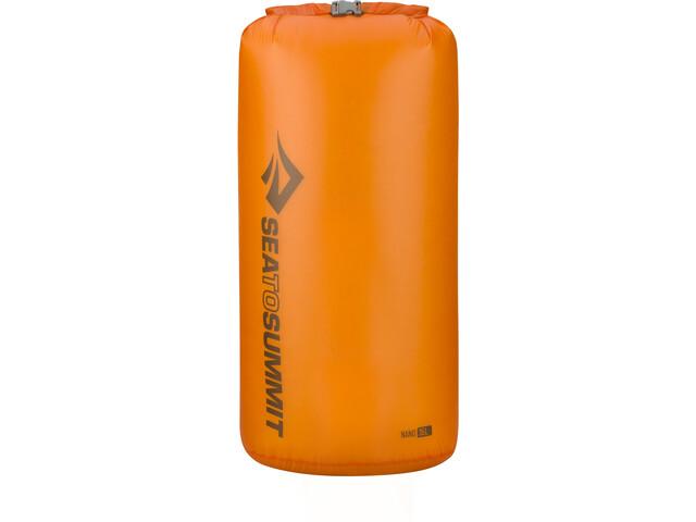 Sea to Summit Ultra-Sil Nano Borsa impermeabile L, arancione